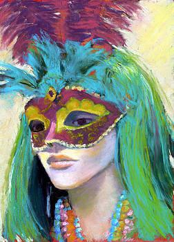 Masked Mannequin by Cheryl Whitehall