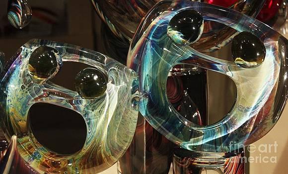 Masks by Bernard MICHEL