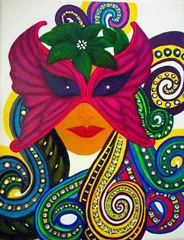 Masquerade by Tami Bush