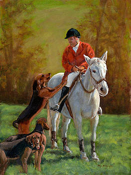 MAster of Hounds by Mary Phelps
