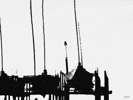 Masts by Lawrence P Kaster