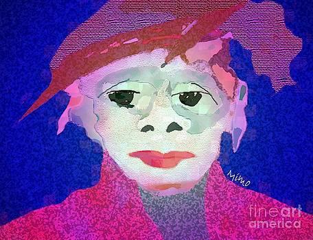 Matching Hat  by Mimo Krouzian