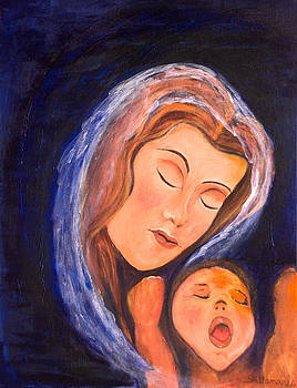 Maternal Love by Stella Maris Jurado
