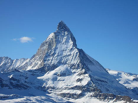 Matterhorn by Dion Halliday