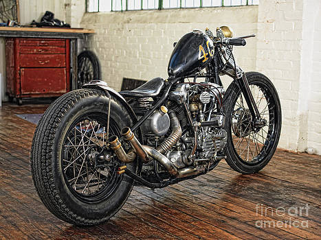 Max Schaff Harley 1 by David Ricketts
