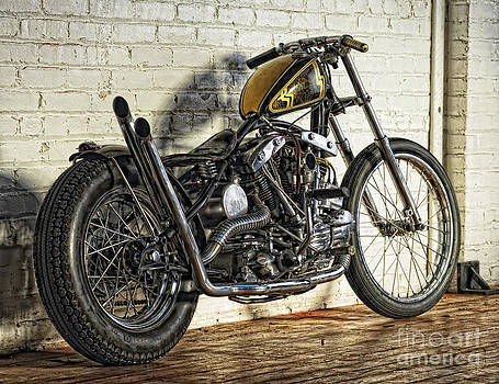 Max Schaff Harley 2 by David Ricketts