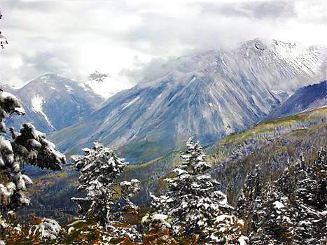 McClure Pass by Walt Jackson