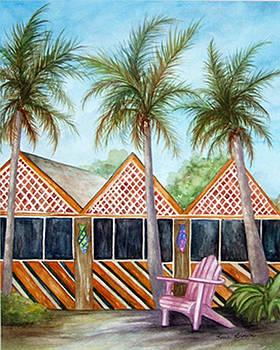McT Sanibel Island by Rosie Brown