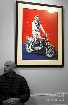Me and Knievel by Chris Mackie