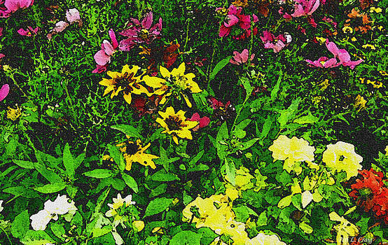 Meadow Floral by Peri Craig