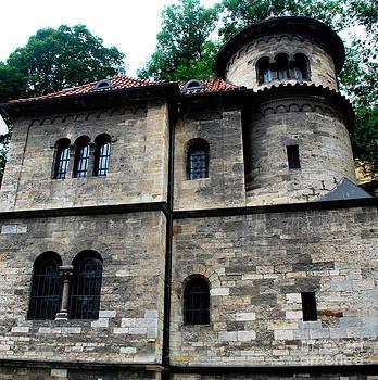 Pravine Chester - Medieval Building in Prague