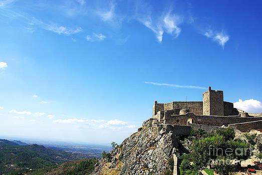 Medieval Castle of Marvao Portugal  by Inacio Pires