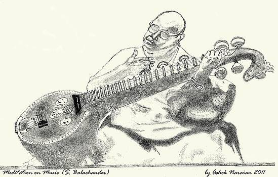Meditation on Music by Ashok Naraian