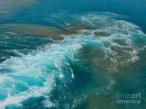 Mediterranean Blue  by Heather Nel