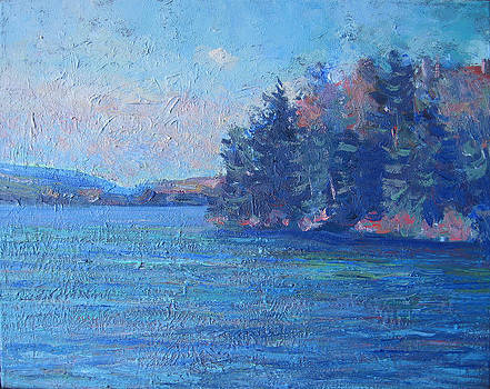 Meech Lake by Vladimir Frolov