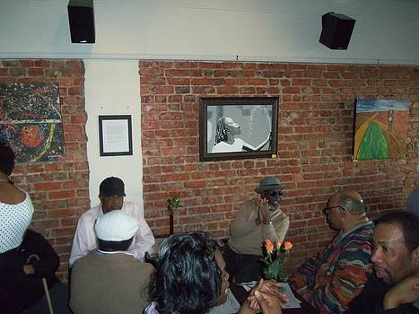 Meet and Greet at The Empress by Otis L Stanley