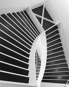 Meet Me Under the Stairs by Anna Villarreal Garbis