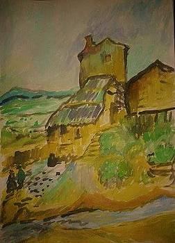 Meeting At The Mill by Paul Morgan