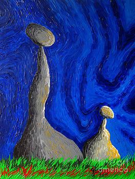 Megalomania by Gunes Yilmaz