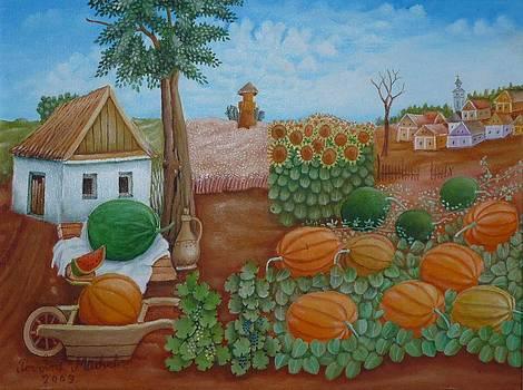 Melonsfield by Michal Povolny