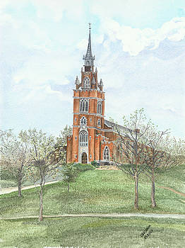 Memorial Chapel  by Svetlana  Jenkins