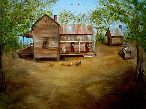 Memories of Pirk and Papas Place by Barbara Pirkle