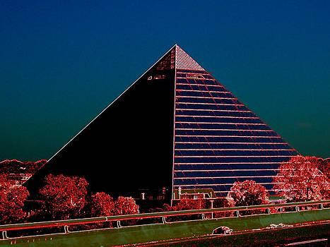 Memphis Pyramid by J R Seymour