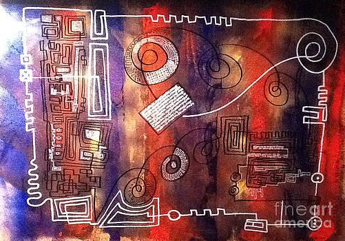 Mental Machine by Graciela Scarlatto