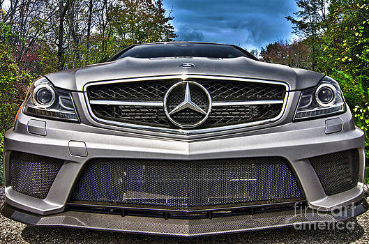 Mercedes Benz C63 Black Series by Robert Wirth