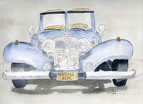 Mercedes Benz by Eva Ason