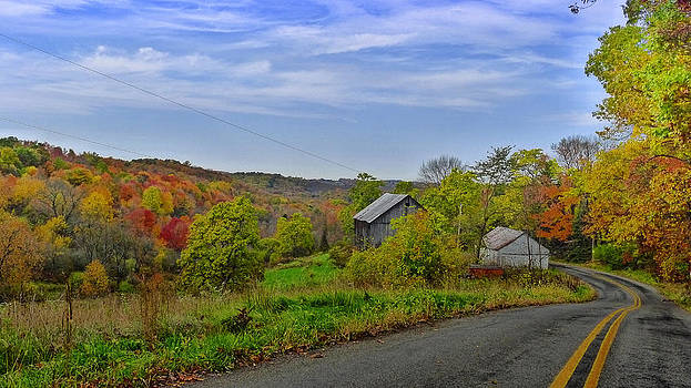 Mercer County drive by Tom Bush IV