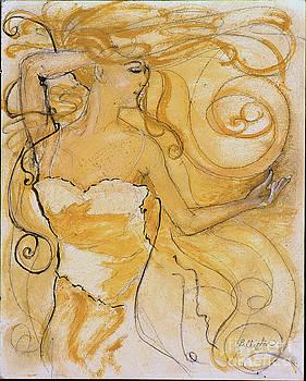 Mermaid by Boni Arendt