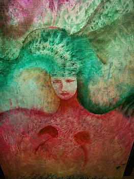 Mermaid iluminada by ED Setien