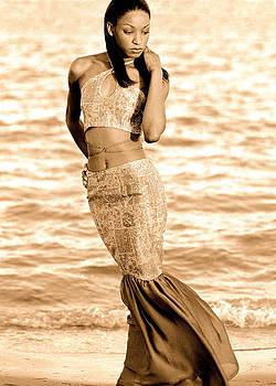 Stuart Brown - Mermaid Sepia