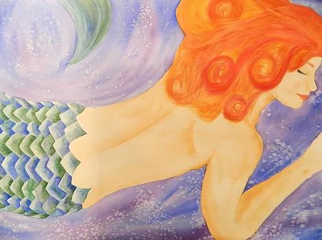 Mermaid by Tara Bennett