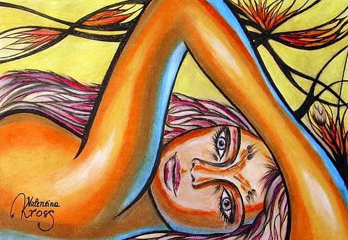 Mermaid by Valentina Kross