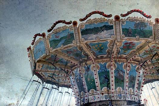 Merry-go-round by Anne Seltmann
