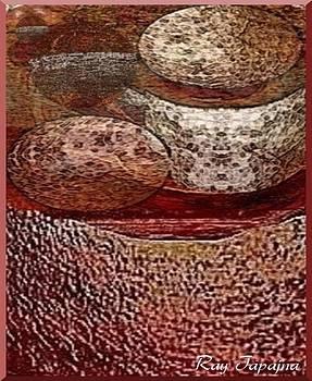 Metal Art Rocks by Ray Tapajna