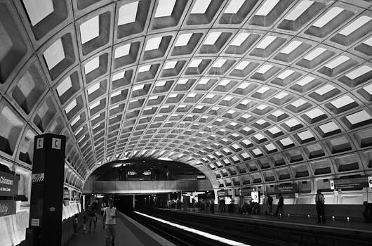 Metro by Elizabeth Richardson