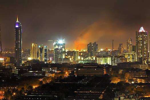 Kantilal Patel - Metro Fire
