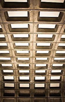Metro Squares by Elizabeth Richardson