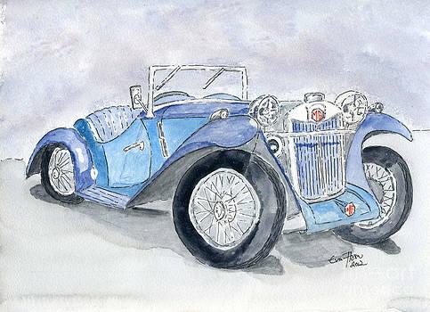 Mg 1926 by Eva Ason