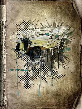 Svetlana Sewell - MG TC Roadster