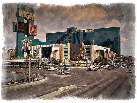Ricky Barnard - MGM Grand - IMPRESSIONS