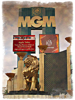 Ricky Barnard - MGM Marquee - IMPRESSIONS