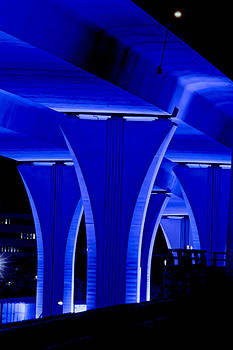 Stuart Brown - Miami Blue Bridge 2