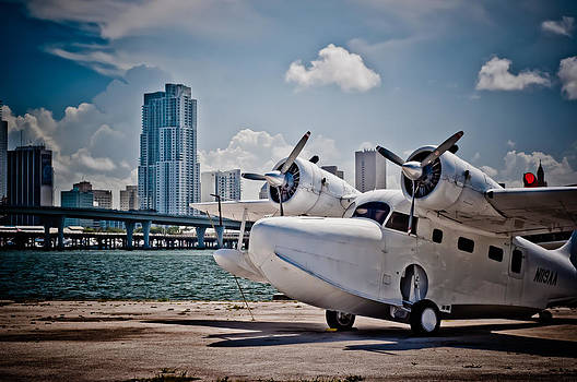 Miami Seaplane by Eli Gray