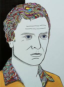 Michael Caine by Ben Gormley