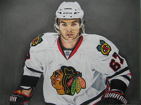 Michael Frolik  by Brian Schuster