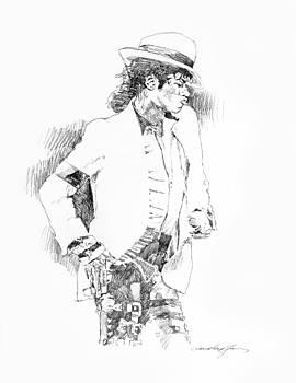 David Lloyd Glover - Michael Jackson Attitude